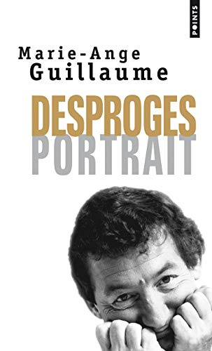 Desproges, Portrait (English and French Edition) (2757803654) by Marie-Ange Guillaume