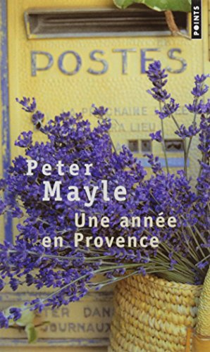 9782757808726: Une année en Provence (Points)