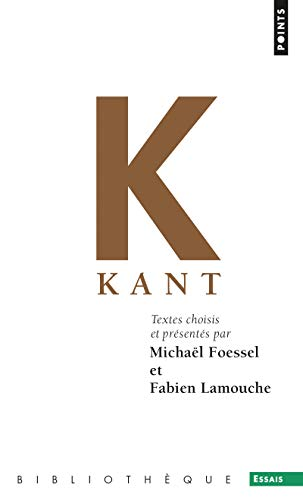 9782757810347: Kant (English and French Edition)