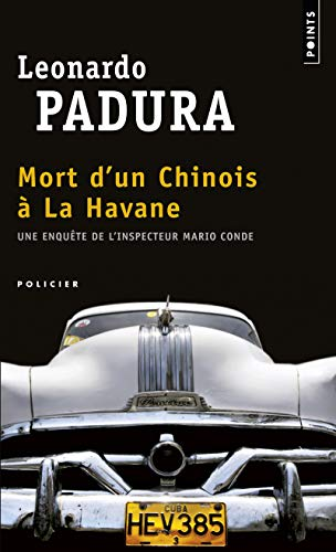 9782757811634: Mort D'Un Chinois La Havane (English and French Edition)
