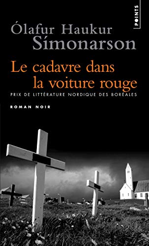 9782757812006: Cadavre Dans La Voiture Rouge(le) (English and French Edition)