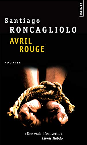 9782757813089: Avril Rouge (French Edition)