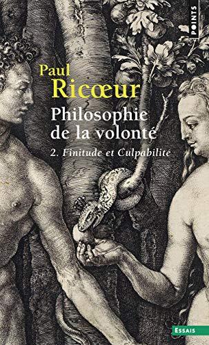 9782757813294: Philosophie de La Volont', T. 2. Finitude Et Culpabilit' T2 (English and French Edition)