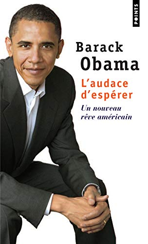 9782757814055: L'audace d'espérer - Un nouveau rêve américain