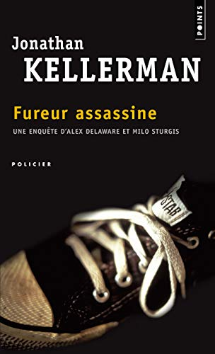 FUREUR ASSASSINE: KELLERMAN JONATHAN