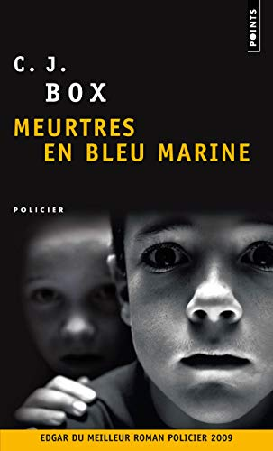9782757815076: Meurtres En Bleu Marine (English and French Edition)