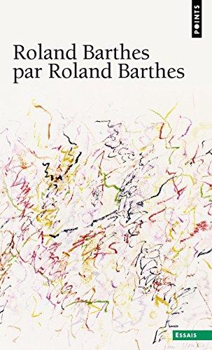 Roland Barthes Par Roland Barthes (French Edition): Barthes, Roland