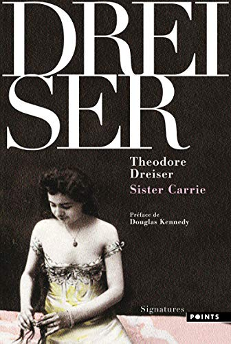 9782757816752: Sister Carrie (English and French Edition)