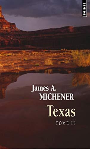 TEXAS - 2 VOLUMES - TOMES I+II: MICHENER JAMES A.