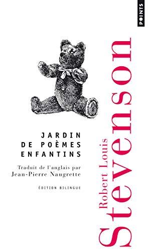 JARDINS DE POEMES ENFANTINS BILINGUE: STEVENSON ROBERT LOU
