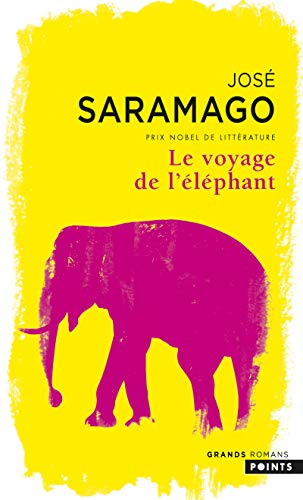 9782757819562: Le voyage de l'elephant (English and French Edition)
