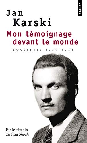 9782757821367: Mon T'Moignage Devant Le Monde (English and French Edition)