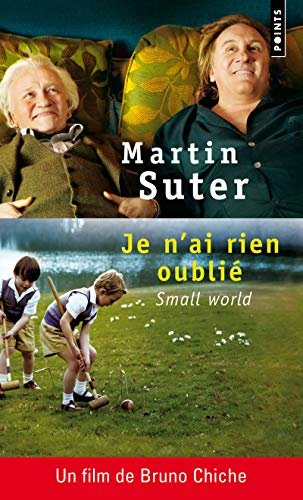 9782757821398: Je N'Ai Rien Oubli' - Small World (English and French Edition)