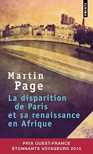 DISPARITION DE PARIS ET SA RENAISSANCE E: PAGE MARTIN
