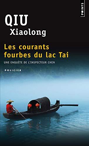 9782757822609: Courants Fourbes Du Lac Tai(les): 1 (Points Policier)