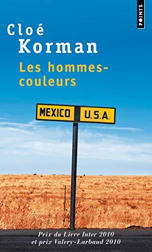 Les hommes-couleurs: Cloé Korman