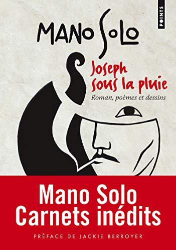 9782757826850: Joseph Sous La Pluie. Roman, Po'mes, Dessins (English and French Edition)