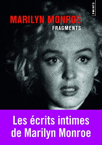9782757828953: Marilyn Monroe Fragments