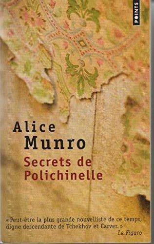 9782757830178: Secrets de polichinelle