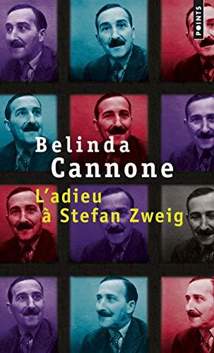 9782757832134: Adieu Stefan Zweig(l') (English and French Edition)