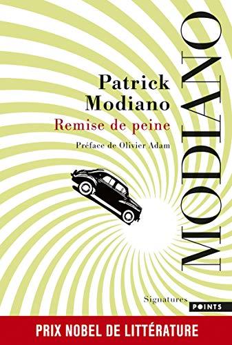 REMISE DE PEINE: MODIANO PATRICK