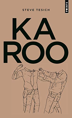 9782757833056: Karoo (English and French Edition)