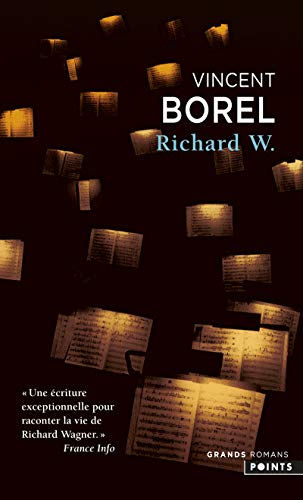 RICHARD W: BOREL VINCENT