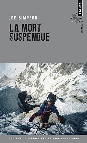9782757839010: La mort suspendue (Points aventure)