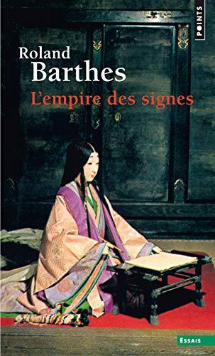 9782757841174: L'empire des signes (Points Essais)