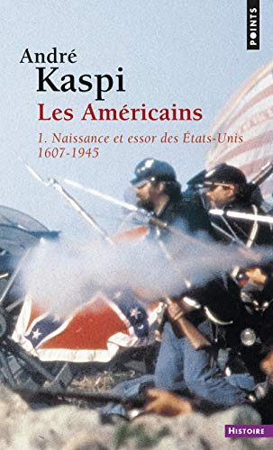 9782757841549: Les Américains t.1