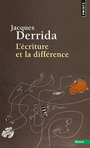 9782757841716: L'ecriture et la difference ( French Edition)