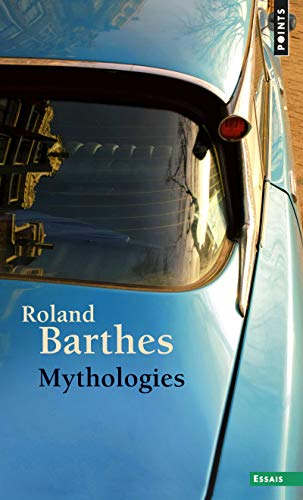 9782757841754: Mythologies (English and French Edition)