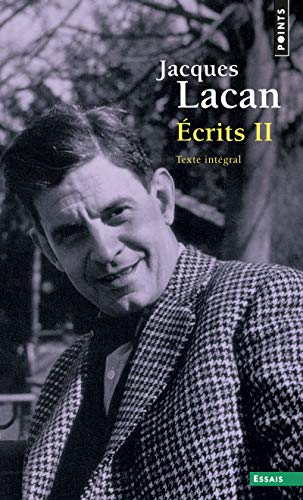 9782757841860: Ecrits II. Texte Integral T2 (English and French Edition)