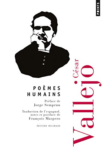 9782757842126: Po'mes Humains (English and French Edition)