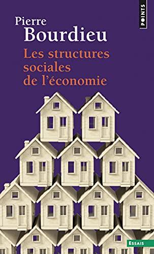 9782757844328: Les structures sociales de l'économie