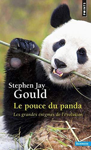 9782757846261: Le pouce du panda : Les grandes �nigmes de l'�volution