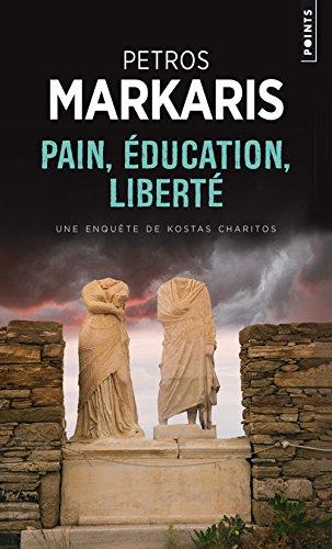 9782757851746: Pain, éducation, liberté (Points Policier)