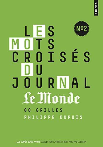9782757853214: Les mots-croisés du journal Le Monde : N° 2
