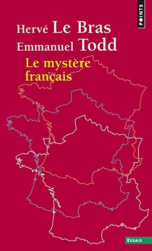 9782757855409: Le mystère français (Points Essais)