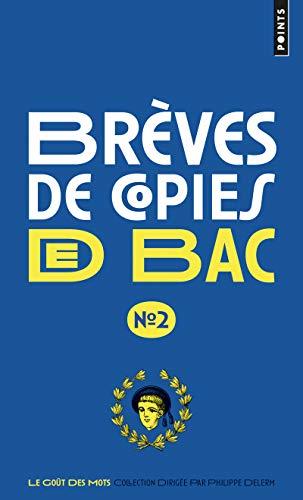 BREVES DE COPIES DE BAC 2: LE FLOUR SOPHIE