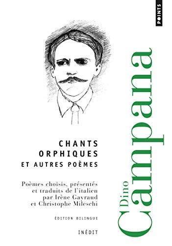 9782757858431: Chants orphiques et autres poèmes (French Edition)