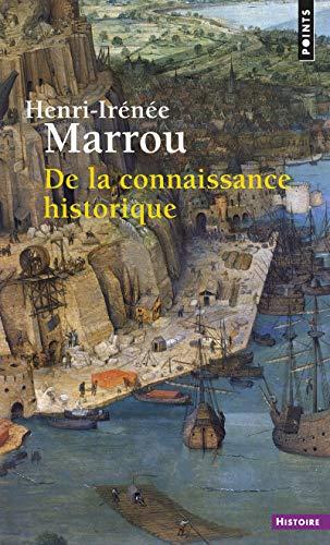 9782757859896: De la connaissance historique (Points histoire)