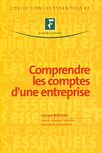 9782757900376: Comprendre les comptes d'une entreprise