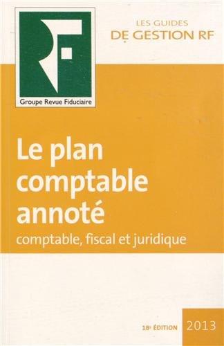 9782757904251: Plan comptable annoté (18e édition)