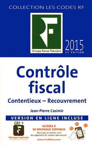 Controle fiscal