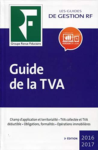 Guide de la TVA