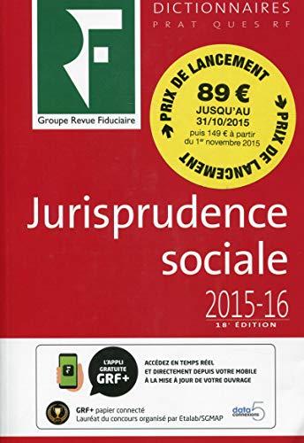 9782757905180: Jurisprudence sociale : Droit du travail