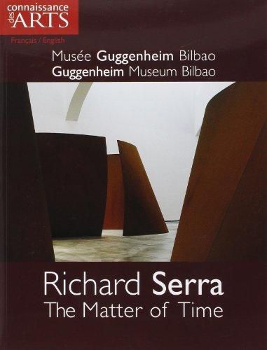 Richard Serra, the matter of time: Connaissance Des Arts