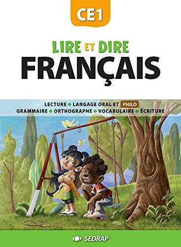 9782758104315: Lire et dire CE1 CE1 (Le manuel )