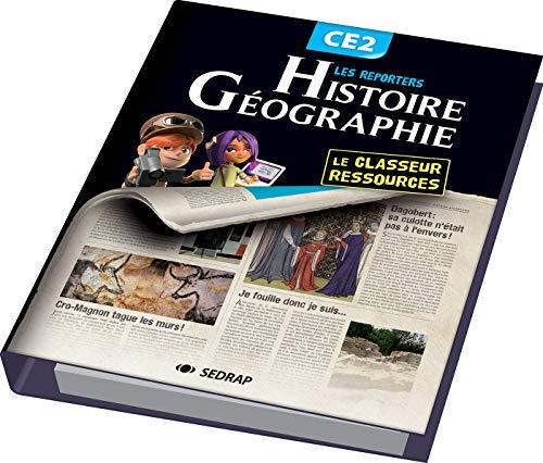 guide les reporters histoire/geo ce2: Régis Delpeuch
